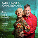 Barb and John release Float Like A Butterfly - The Songs of Sting, on Kristalyn Records.